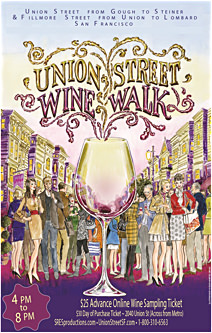 Union Street Wine Walk