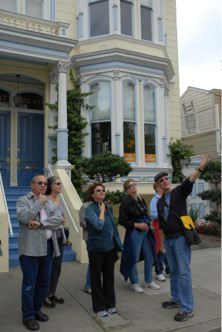 Victorian Home Walking Tours